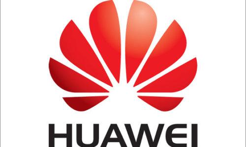 Huawei のロゴ